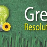Green Resolutions!
