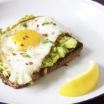 Eat Breakfast Erin Heatherton's Eggs & Avocado
