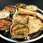 Sumptuous Thali Dinner at Amari