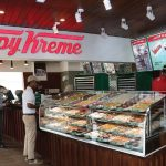 Krispy Kreme up for grabs