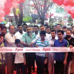 Apex opens new outlet in Robindro Sarani