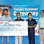 Apex donates to SOS Children's Village