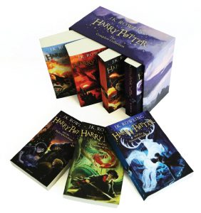 The Harry Potter Series