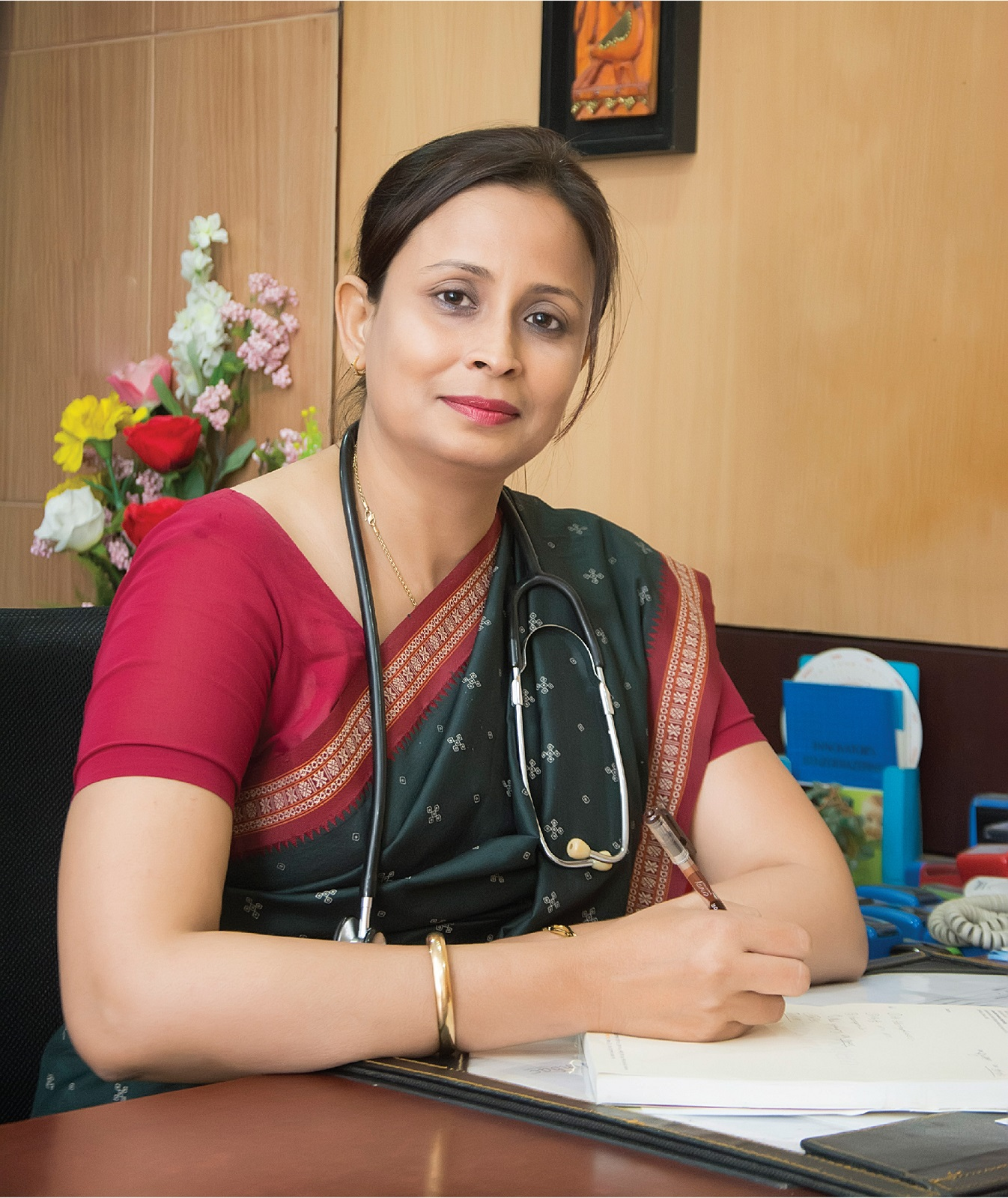Obstretician and Gynecologist Dr. Farzana Deeba