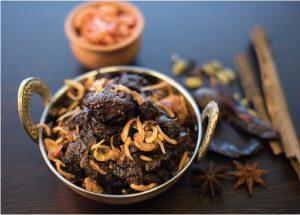 Beef Kalo Bhuna