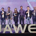 Countrywide launch of GR5 2017, Huawei's Phone with advanced dual camera