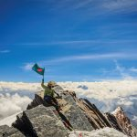 Mountaineer, Salehin Arshady talks about life in the mountains