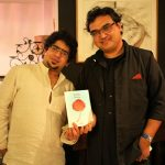 Shehzar Doja launched his book 'Drift', a collection of poetry
