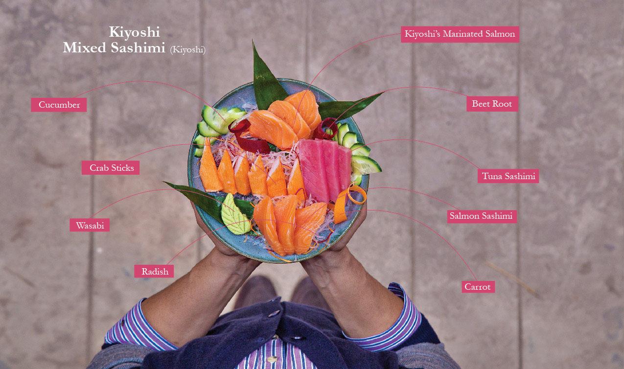 Kiyoshi Mixed Sashimi (Kiyoshi)