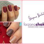 Farzana Shakil's introduces Gel Manicure in Bangladesh