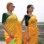 Bright and Colourful Drapes From Ahang are an Epitome of Grace