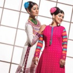 Kay Kraft's Vibrant Outfits are Perfect for the Joyous Festivities of Baishakh