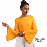 Let's Bring the 70s Back with Urban Truth's Bell Sleeve Tops