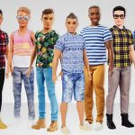 Ken (the doll aka Barbie's boyfriend) had a makeover and you really need to see it.