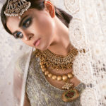 Feel like a queen of hearts in Jarwa House's royal jewellery