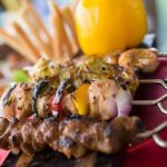 Looking for Something Filling Yet Easy to Munch on? Try the Kebab Platter at Six Season Hotel
