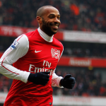 It's Thierry Henry's birthday and even at 40 this French footballer shines brighter than the sun