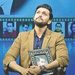 """Dear Salman Shah, bhalo achi bhalo theko akasher thikanaye chithi likho"", says Arifin Shuvo"