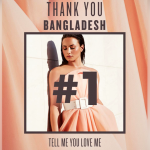 Demi Lovato Thanks Bangladesh for making her record #1. But did it really hit the #1 spot?