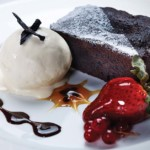 Make loved ones feel special with chocolate fondant