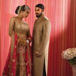 Look glamorous with these enchanting elegant wedding attires from Manyavar
