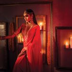 Unleash the inner Goddess in you with Warah's elegant new ensembles